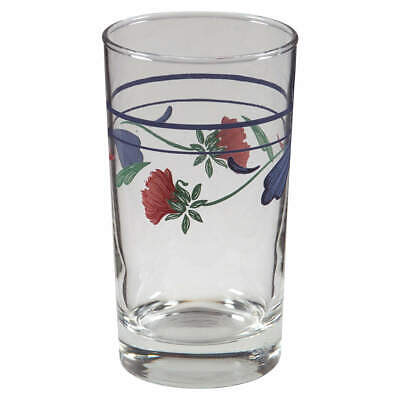 Lenox POPPIES ON BLUE (FOR THE BLUE) 6 Oz Juice Glass 4108024