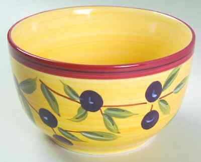 222 Fifth LATE HARVEST Soup Cereal Bowl 7045178