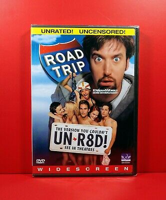 Road Trip (DVD, 2000, Unrated Version) Tom Green - BRAND NEW