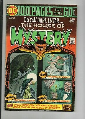 House Of Mystery # 226 / Fine / Berni Wrightson / Nestor Redondo / 100 Pages.