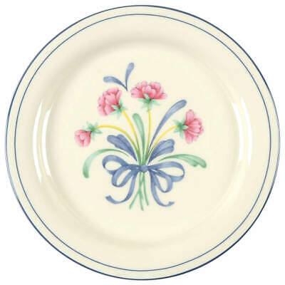 Lenox POPPIES ON BLUE (FOR THE BLUE) Accent Salad Plate 2004686