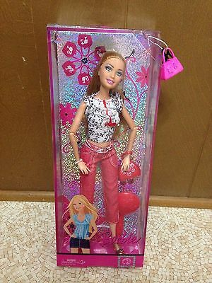 Barbie Doll Fashion Fever Summer Strawberry Blonde Hair Articulated Joints Rare