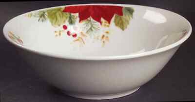 Gibson Designs HOLIDAY GRACE Soup Cereal Bowl 4944039