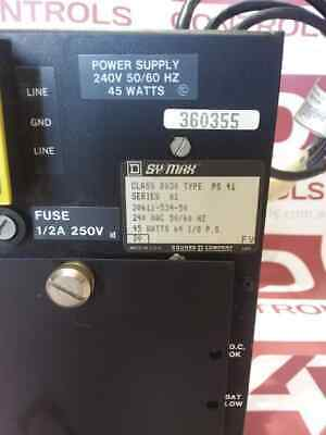 Symax Power Supply 8030 PS-41 - Used - Series A1
