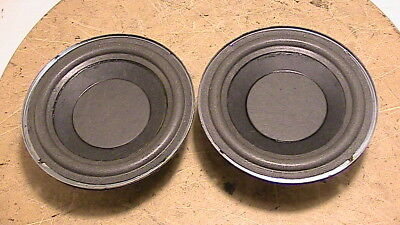 Advent Baby Advent upgrade sub woofer drivers rebuilt woofer