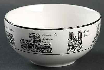 222 Fifth AROUND THE CITY Paris Soup Cereal Bowl 8589019