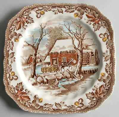 Johnson Brothers COUNTRY LIFE Square Salad Plate 274753