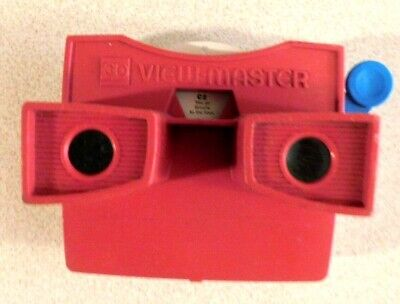 Vintage Viewmaster * 3D View-Master Viewer Toy USA