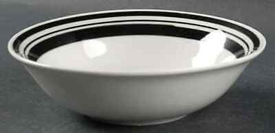 Philippe Richard DINER STORY BLACK Soup Cereal Bowl 8066643