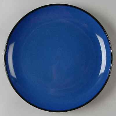 Gibson Designs ANTICA ROMA-BLUE Dinner Plate 7681358