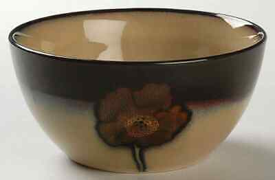 Pfaltzgraff PAINTED POPPIES Soup Cereal Bowl 9100119