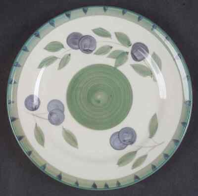 Tabletops Unlimited OLIVE GARDEN Green Center Bread & Butter Plate S5653337G3