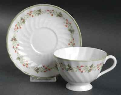 Susie Cooper CHATSWORTH Cup & Saucer 658999