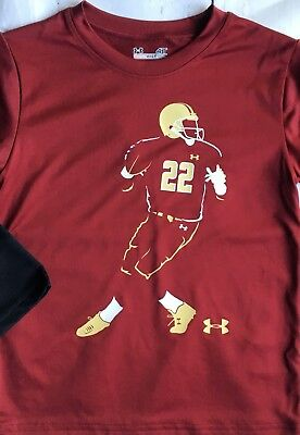 Boston College Shirt Size 3T Boys New Under Armour Eagles Football BC Nwt Girls