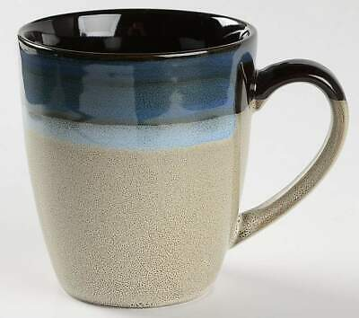 Gibson Designs COUTURE BANDS BLUE Mug 10003091
