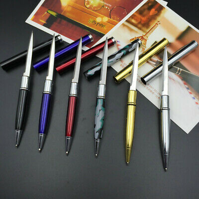 Tactical Ballpoint Pen With Survival Compass & Knife Steel Glass Breaker Hotsale