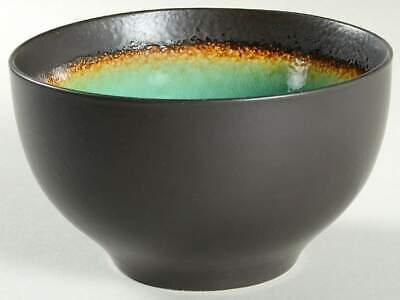 Gibson Designs OCEAN PARADISE JADE Soup Cereal Bowl 10266703