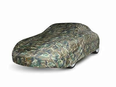 Car Cover Camouflage Autoabdeckung for Skoda Rapid 130, 135, 136