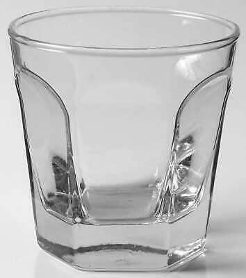 Anchor Hocking COURTNEY-CLEAR Old Fashioned Glass 6287386