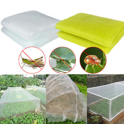 2x3M Plant Covers Anti-UV Insect Bugs Protection Garden Netting Bird Plants Mesh