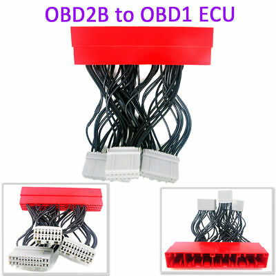 RYWIRE DISTRIBUTOR ADAPTER Harness OBD2B 8 pin Chassis to OBD1