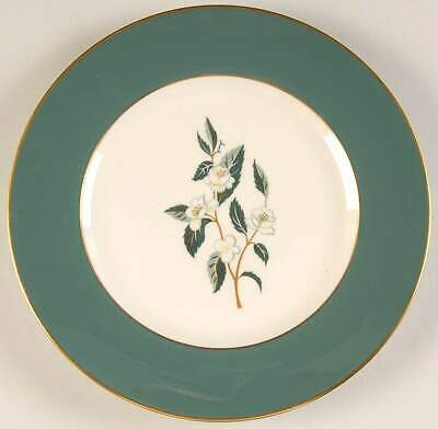 Flintridge CEYLON-TEAL GREEN Salad Plate 130952