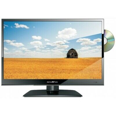 Reflexion LDD1672 39,6/15,6'' LED-TV DVD-Player DVB -T/ -C/ -S2 HD Triple Tuner