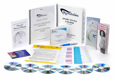 Hypnobabies 6th edition Home Study Course Full (all materials included)