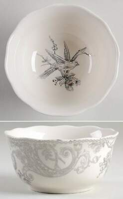 222 Fifth ADELAIDE ELECTROPLATE Soup Cereal Bowl 10409049