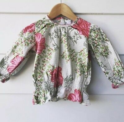 Bebe By Minihaha Girls Top Size 1