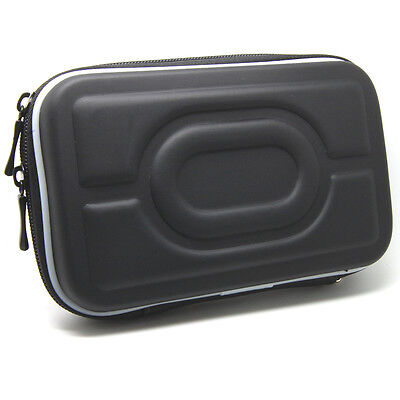 Hard Carry Case Bag Protector For Tascam Disk Dr-1 Recorder Protective_sA