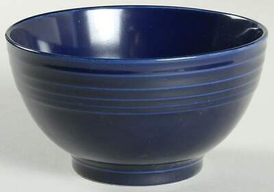 Gibson Designs STANZA COBALT BLUE Soup Cereal Bowl 10097218