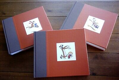 The Complete Calvin And Hobbes, Bill Watterson, Hardback Box Set, Ex Condition