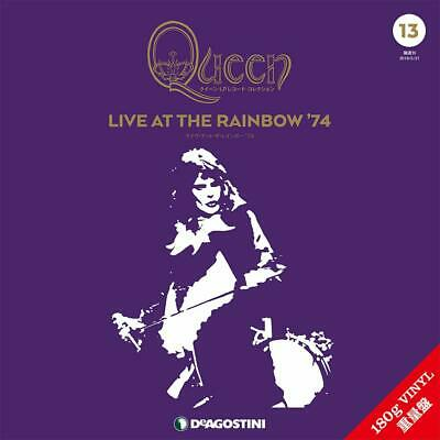 PRE ORDER Apr 23 Queen 2LP Record Collection Live At The Rainbow '74 Vinyl Japan