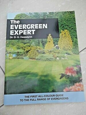 The Evergreen   Expert by Dr. D. G. Hessayon.
