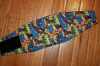 Male Dog Diaper-belly band-QUILTED-Washable-SUPERMAN by angelpuppi