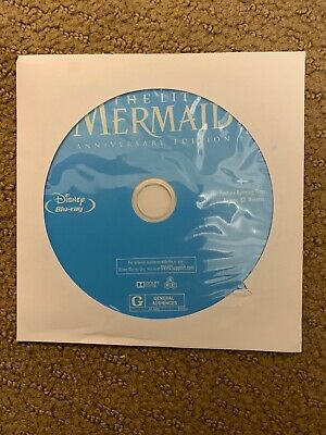 The Little Mermaid - Signature Edition (Blu-ray Disc Only) Disney