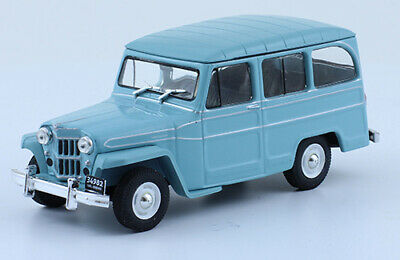 Jeep Ika Renault Estanciera (1965) Moulage sous Pression 1:43 Autos