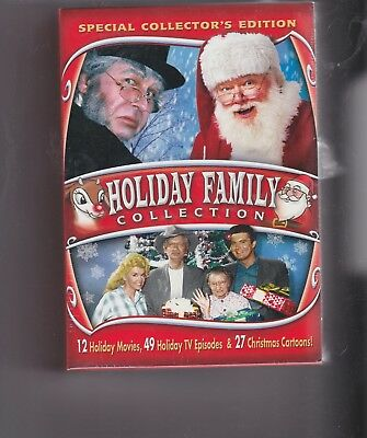 Holiday Family Collection - Special Collectors Edition (DVD, 2006, 8-Disc Set)
