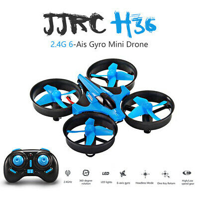 JJRC H36 Mini 2.4G 6-axis Gyro RC Drone Quadcopter 3D Rollover Headless Mode RTF