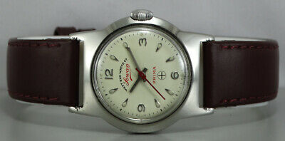 Vintage West End Jawan Winding Swiss Made Wrist Watch R245 Old used antique