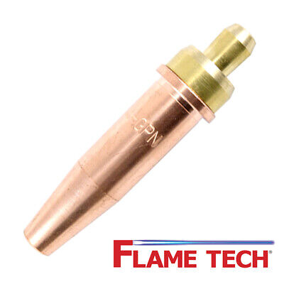 Flame Tech Victor Style Propane Natural Gas Cutting Torch Tips - Select Size