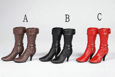 HOT FIGURE TOYS ASTOYS 1//6 AS017//018//019 High heels Three color
