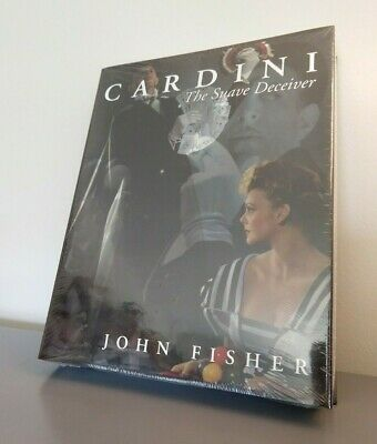 Cardini The Suave Deceiver Magic Book John Fisher The Miracle Factory