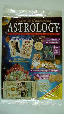 Learn and Understand Astrology Magazine No.6 UNOPENED Hachette WITH TAROT CARDS