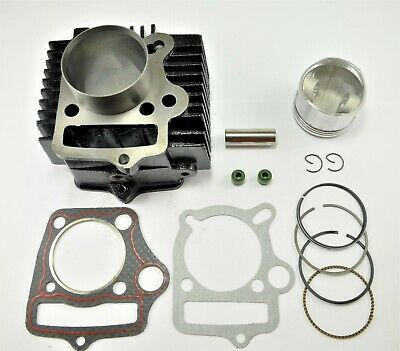 COOLSTER ROKETA ZONGSHEN 125CC 157FMI ATV DIRT BIKE CYLINDER PISTON