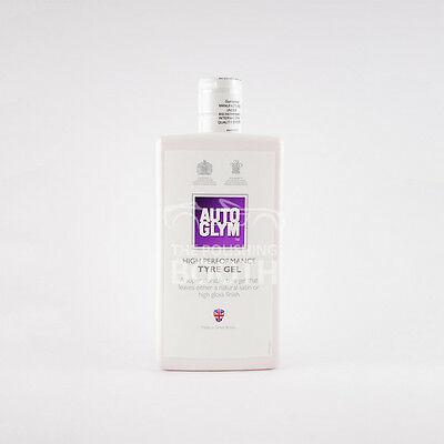 Autoglym Haute Performance Revêtement Pneu 500ml Pneu Gel