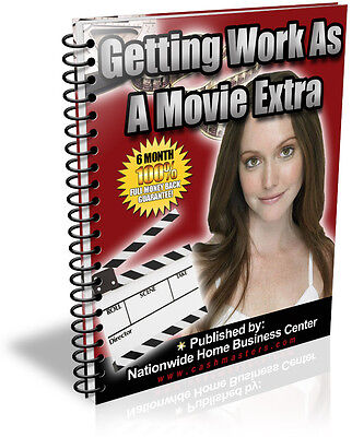 Getting Work As A Movie Extra Pdf Ebook Free Shipping Resale Rights