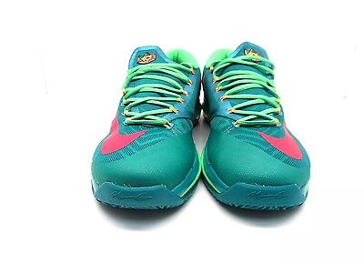 detailed look a9acc 4e505 2014 Nike Zoom KD VI 6 Elite Hero Turbo Green Vivid Pink Size 13 VNDS
