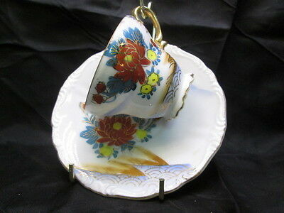 Demitasse Cup - Made in Japan - Bone China with Gold Trim